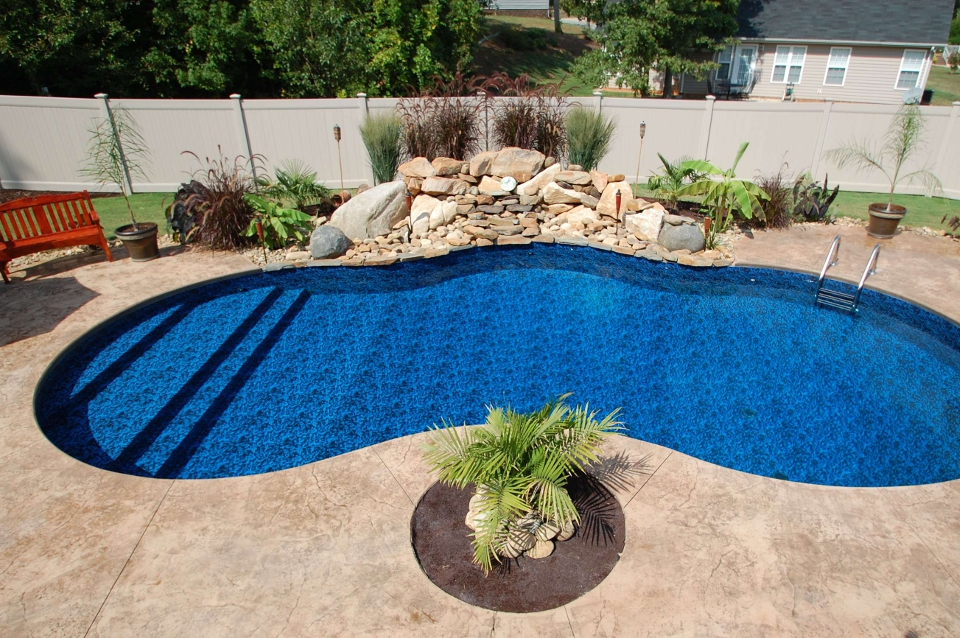 Steel Vinyl Lined Pools