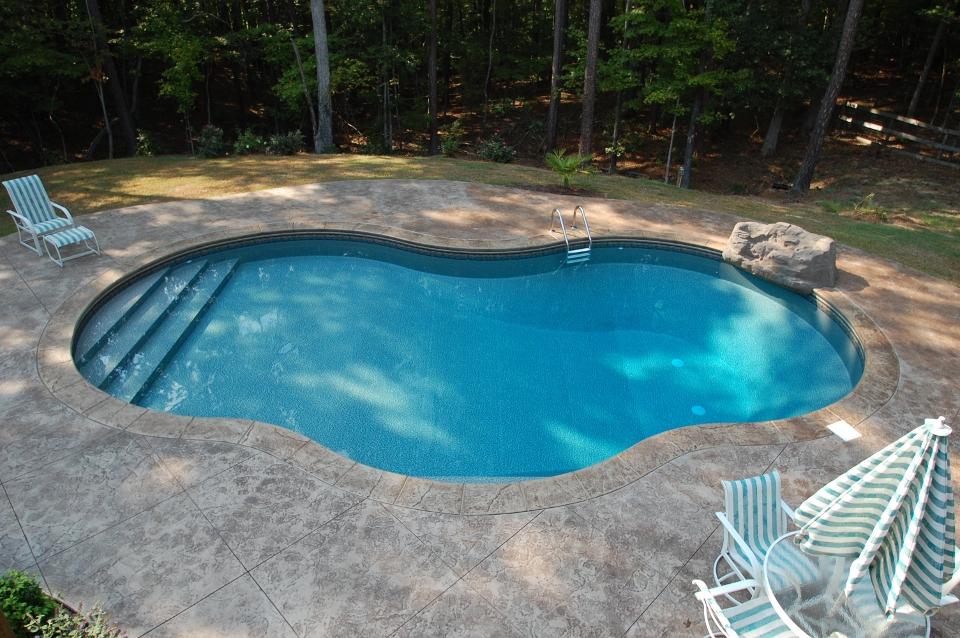 Pool Designs Royal Palm Pools Inc