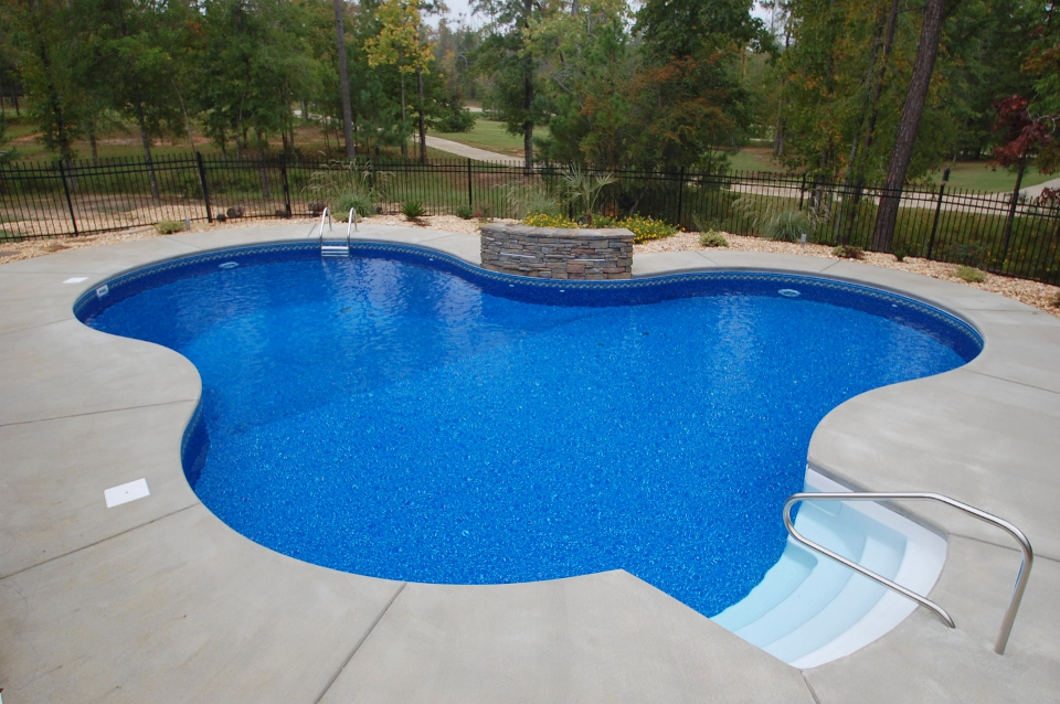 Pool Designs Royal Palm Pools Inc